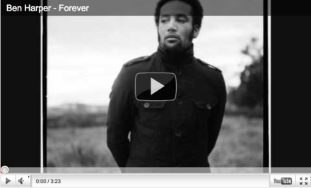The LANE Wedding Song of the week Ben Harper Forever, cool wedding songs, alternative wedding songs, best wedding songs, popular wedding songs, wedding music