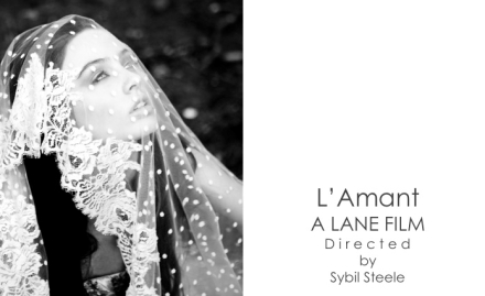 L'amantphoto_The LANE_Feature, fashion film, fashion editorial, bridal editorial, sybil steele