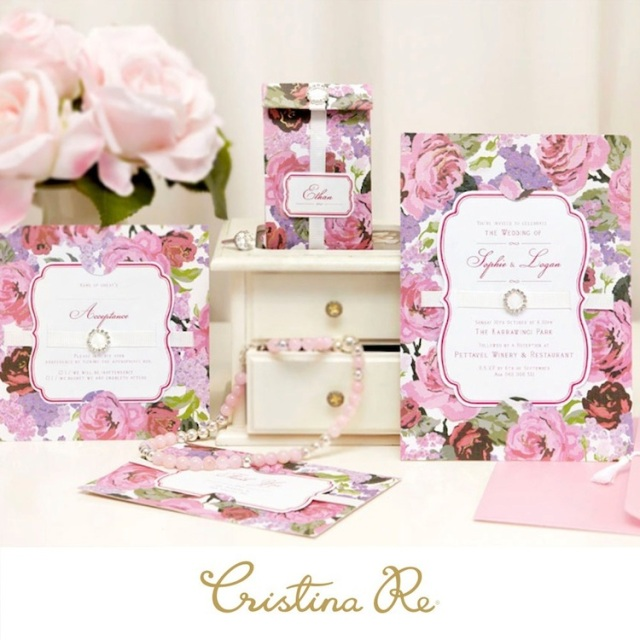 Cristina Re wedding stationery, diy wedding invitations, the lane