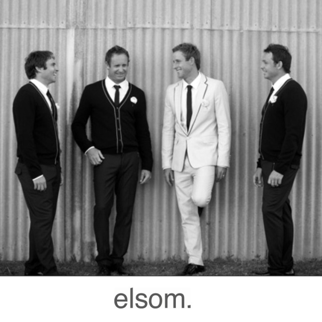 Elsom Suits, Groomsmen Suits, Bespoke Suits, Designer Menswear, The LANE, Wedding fashion blog