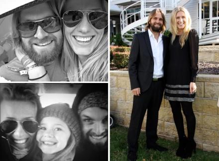 Johsi Mallet & Jamie Randall, The LANE's Dream Wedding Competition Winners!