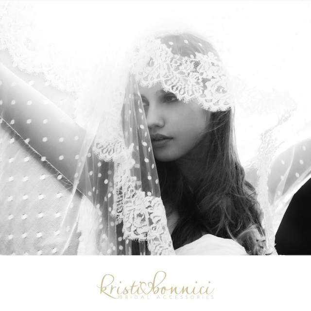 Kristi Bonnici, Wedding Veil, Bridal Accessories, the lane, wedding blog,