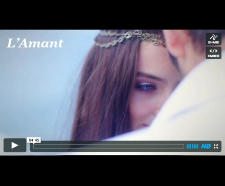 L'Amant, LANE Fashion Film, Sybil Steele, Wedding Videos, bohemian wedding, enganted garden wedding, beach wedding, rachel gilbert, collette dinnigan, $100,000 Dream Wedding Giveaway, the lane, karissa fanning, tyson mullane, elouise morris