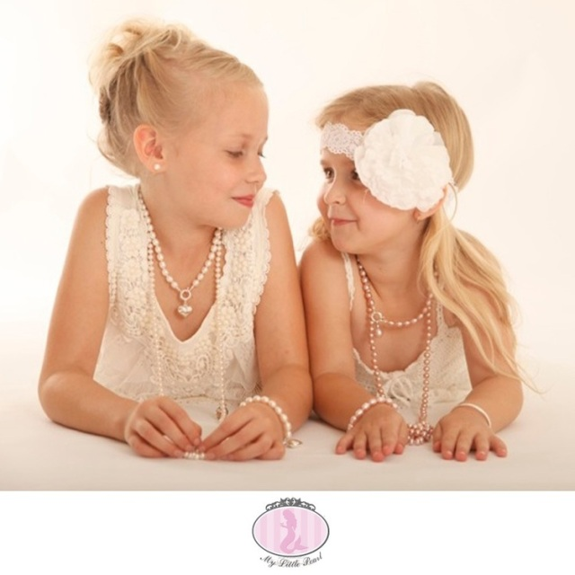 My Little Pearl Flowergirl Accessories, flowergirl jewellery, childrens jewellery, the lane,