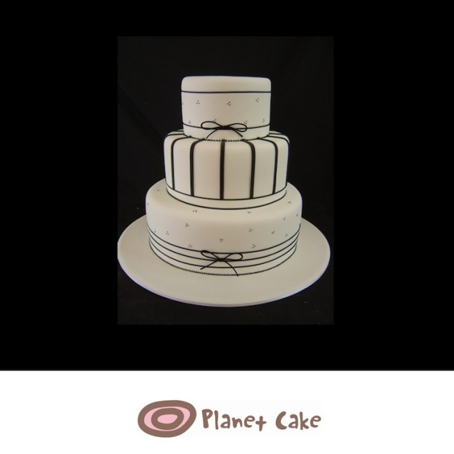PLANET CAKE wedding cake suppliers sydney, wedding cake, dessert bar, black and white cake,