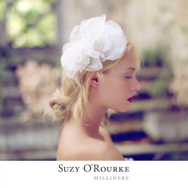 Suzy O'Rourke Millinery, Bridal Millinery, Bridal Accessories, Veils, the lane,