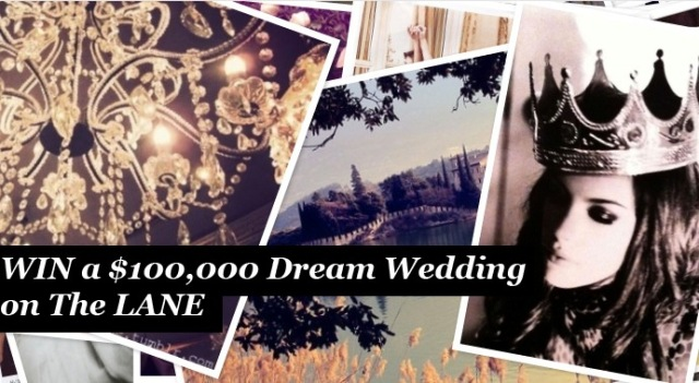 The LANE Dream Wedding Giveaway, the lane, wedding website australia,