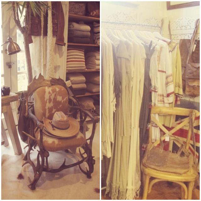 Bangalow store bohemian handmade chairs