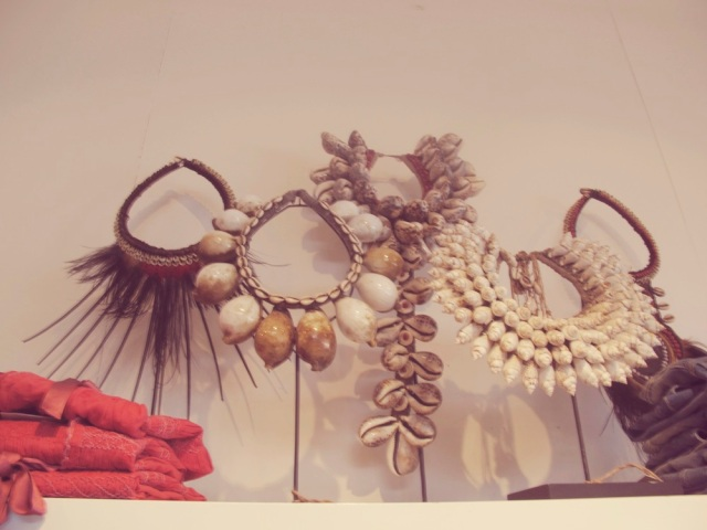 Bangalow Shell & Feather Necklaces, hippie wedding