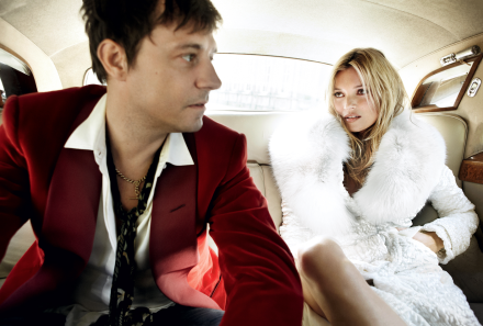Kate Moss Wedding Pictures, Mario Testino
