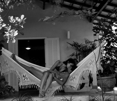 sundays are for lazy afternoons, romance, couple, hammock, the lane