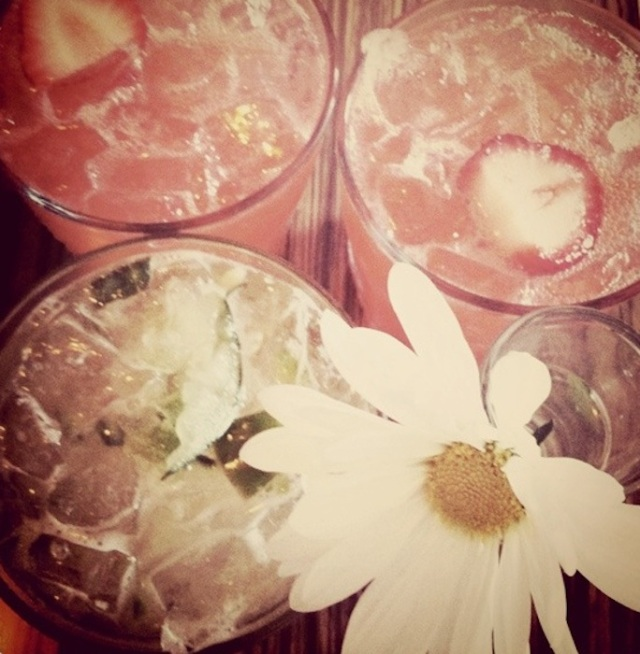 NYC Cocktails Daisies