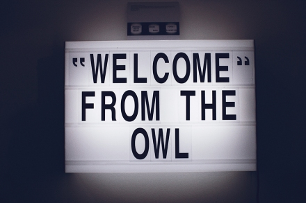 From The Owl Wedding Gift Registry