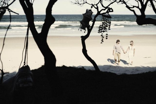 Bohemian Love Story_The LANE Event Styling_Beach Wedding