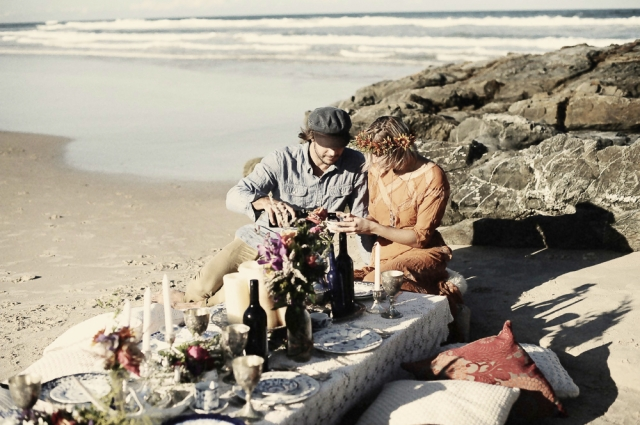 Bohemian Love Story_The LANE Event Styling_Trent Mitchell_Byron Bay 23