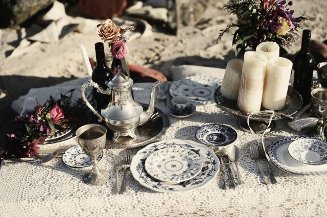 Bohemian Love Story_The LANE Event Styling_Wedding Styling_Silverware_Antique Cutlery