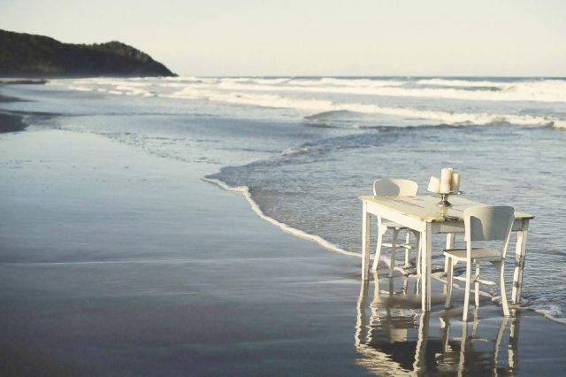 Bohemian Love Story_The LANE Event Styling_Byron Bay_BEach Wedding_Rustic Table