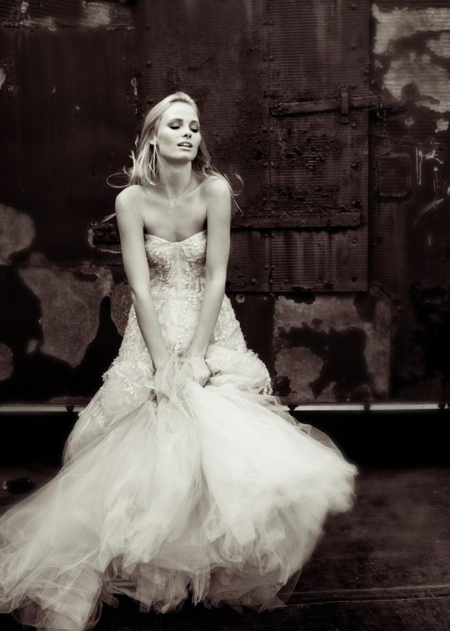 The LANE Bridal Editorial_NYC_Lauren Ross_Shanay Hall_Karissa Fanning_MOnique Lhuillier