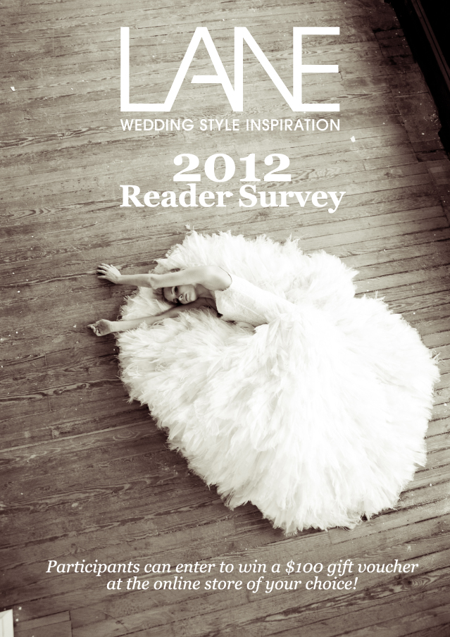 The LANE 2012 Reader Survey