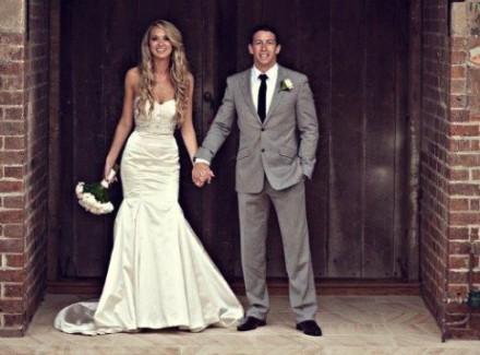 Brooke & Kurt Gidley Wedding_Vintage_Beach_Wedding