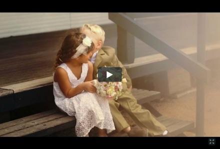 Tea Princess Flowergirl Dresses My Girl Film