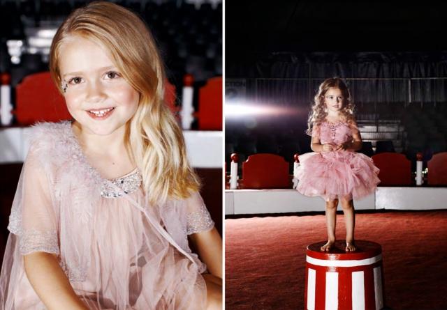Tutu du monde 2012 Flowergirl Dresses