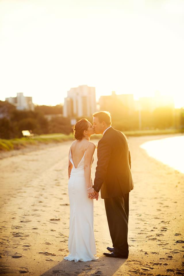 Teneil Kable Perth Wedding Photography Couple Beach